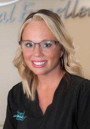 Ashley Our Hygienist