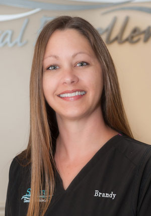 Brandy Our Dental Assistant