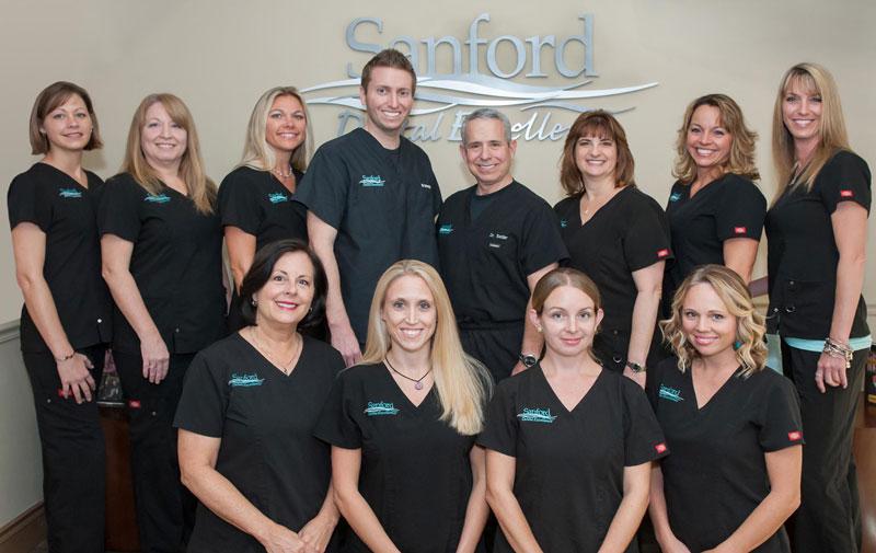 Sanford Dental - Meet Our Team