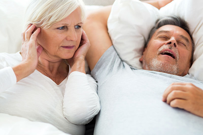 Sleep Apnea Snore Treatment