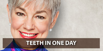 Teeth In One Day - Implants